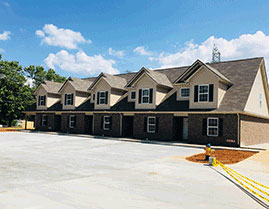 Murfreesboro town homes for sale